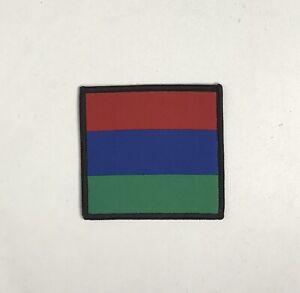 RHQ Parachute Regiment TRF, Brigade Badge Patch, Army MTP, Military, SP