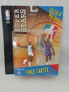 1999 Vince Carter North Carolina & Toronto Raptors Super Stars Basketball