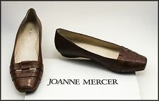 JOANNE MERCER WOMEN'S LOW HEELS COMFORT FASHION SHOES SIZE 8