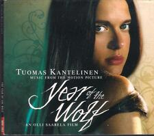 TUOMAS KANTELINEN - YEAR OF THE WOLF TOP RARE OOP CD SCORE FINLAND