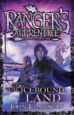 Rangers Apprentice The Icebound Land by John Flanagan (Paperback, 2009)