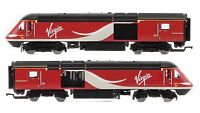 HORNBY OO R3390TTS CLASS 43 VIRGIN RAIL EAST COAST 2 CAR HST UNIT TTS SOUND