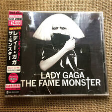 Lady Gaga - The Fame Monster  2CD UICS-9113 JAPAN CD OBI B-1030