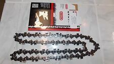"1 72V060G Oregon 16"" chainsaw chain Low-kick ANSI safety 3/8 .050 60 DL D60"