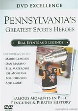 Pennsylvania's Greatest Sports Heroes (DVD, 2011), New, With Sleeve, Dan Marino