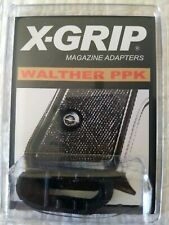 Walther PPK/S 380 ACP 7 Round magazine extension. Magazine not included.