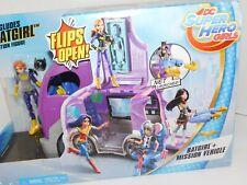 DC Super Hero Girls Batgirl Action Figure & Mission Vehicle Van