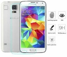 Glass-M Ultra Thin Clear Shatterproof Galaxy S5 Tempered Glass Screen Protector
