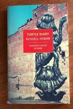Turtle Diary by Russell Hoban 2013, Paperback Book Excellent Condition