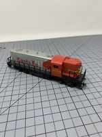AHM HO Scale SANT FE GP18 DUMMY Diesel Locomotive 2654 R07