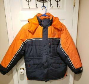 NWOT - Vintage Chicago Bears NFL Reebok Men's Winter Jacket - Size L - Rare