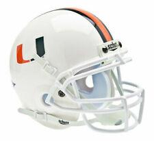 Schutt Miami Hurricanes Mini Helmet