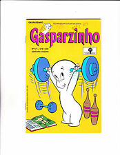 "Gasparzinho No 57 1979 - Brazilian Casper -""Weightlifting Cover ! """