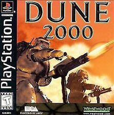 Dune 2000 (Sony PlayStation 1, 1999) PS1 Complete