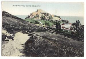 AK,  Dover, Mont Orgueil Castle, um 1913