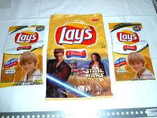 Star Wars AOTC: Ads: Frito-Lay POTATO CHIP Bags (12 ¼ oz. & 3 oz.)