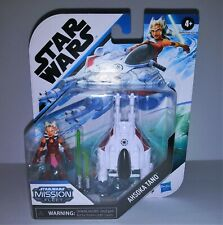 Star Wars Mission Fleet   Ashoka Tano with Water Jet