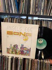 GONG Lp ANGELS EGG 1973 Prog Rock Psychedelic UK VIRGIN Progressive Hillage