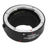 FOTGA Electronic AF Auto Focus Adapter for Canon EOS EF-S Lens to EF-M M3 Camera