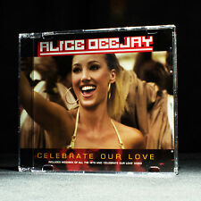 Alice Deejay - Celebrate Our Love - MUSICA CD EP