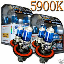 HID Xenon Halogen Light Bulbs Dodge Grand Caravan 2008 2009 2010 - 4pcs