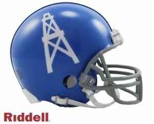 Houston Oilers Throwback 1960-1962 60-62 Riddell Mini Helmet New in box