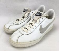 Vintage Nike Bruin Shoes Og 80s McFly White 6 Low Classic Swoosh
