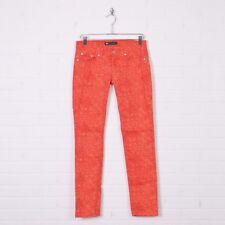 Levis 524 Too Superlow Tribal Print Slim Skinny Leg Fit Stretch Jeans 29 x 32
