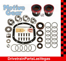 1997-2006 JEEP TJ DANA 30 Front Master Bearing Rebuild Kit + HD Outer Axle Seals