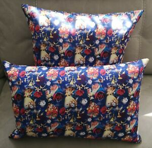 Disney's Beauty & The Beast Rose Cushion - 2 sizes available