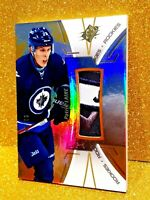 2016-17 UD SPX Orange Patch Rookie /15 PATRIK LAINE R-PL Winnipeg SICK PATCH !!!