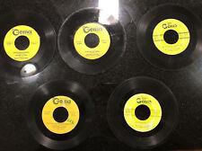 5 Cuban 45s Rolando La'Serie GEMA (Feat. Orq Bebo Valdes, Sabor de Cuba & More!!