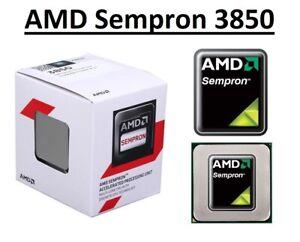 AMD Sempron 3850 Quad Core Processor 1.3 GHz, 2 MB Cache, Socket AM1, 25W CPU