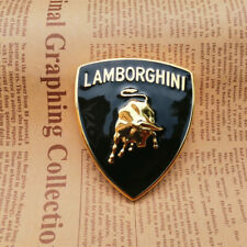 Lamborghini Metal Sticker Bull Emblem Badge 65*56MM (1PC)