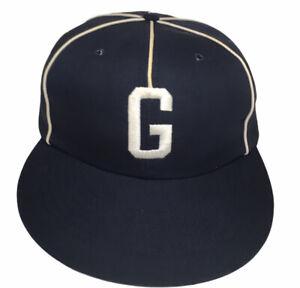 Homestead Grays Hat  Pittsburgh Baseball Negro Leagues Throwback Adult Snapback