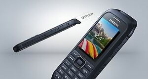 Samsung Xcover 550 B550H B550 3.15MP Camera Bluetooth FM radio Mobile Phone 2.4""