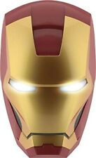 Philips Marvel Iron Man 3D LED Wall Light Including 3AA Batteries, Gold & Red