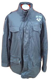 Authentic Men's Blac Label Coat Jacket 4XL