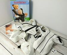 Baby Bjorn Carrier Synergy Active - White Air Mesh 3.5-12Kg