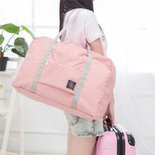 Women Hand Bags Large Capacity Duffle Foldable Waterproof Travel Shoulder Bags