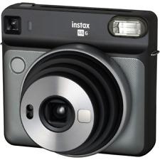 Fujifilm Instax SQ 6 62 x 62mm Grafite Grigio Fotocamera a Stampa istantanea