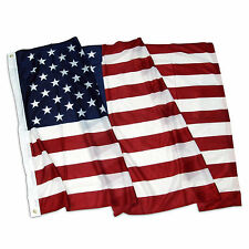 3 X 5 American Flag 3'X5' Super Knit Poly Us Indoor or Outdoor Usmc Navy Army