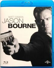 Blu-ray Jason Bourne con Matt Damon 2016 Usato