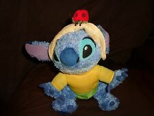 "Disney Lilo & Stitch 10"" Plush Soft Toy Stuffed Animal"
