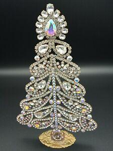 332 Christmas tree, Christmas decoration,Czech vintage, Gablonz, Weihnachtsbaum