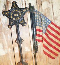 New listing Rare! Civil War St Louis Mo William T Sherman Commander Ransom Post 131 G.A.R.