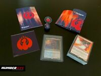 MTG Magic The Gathering Guilds of Ravnica Guild Kit Izzet FAST FREE SHIPPING