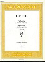 GRIEG ~ Volksweise Op 38 No 2 und Springtanz Op 38 No 5