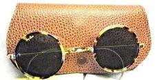 Ray-Ban USA NOS Vintage B&L Cheyenne I Lennon W1750 Honey~Tortis New Sunglasses