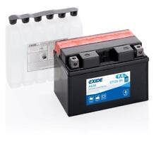 Batterie moto Exide YT12A-BS ET12A-BS 12V 9.5A 120A 150X90X105MM